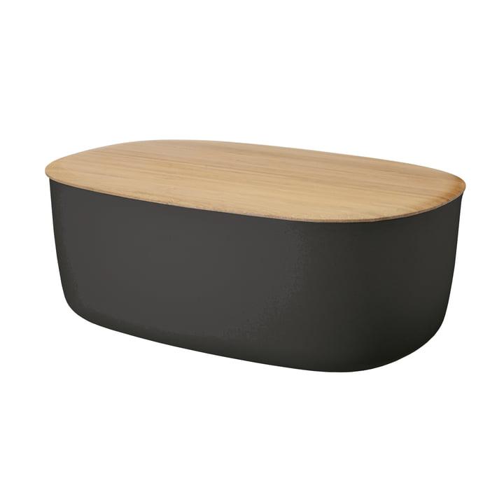 Box-It Bread bin from Rig-Tig by Stelton in black