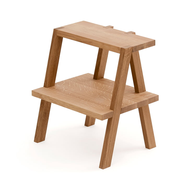 Auerberg - AEKI Stool, oak wood