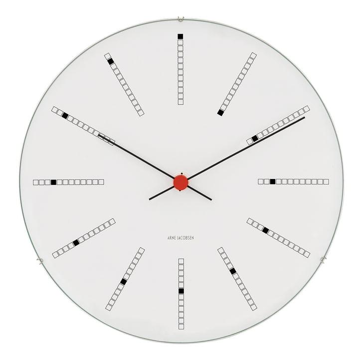 Rosendahl - AJ Bankers wall clock, Ø 48 cm