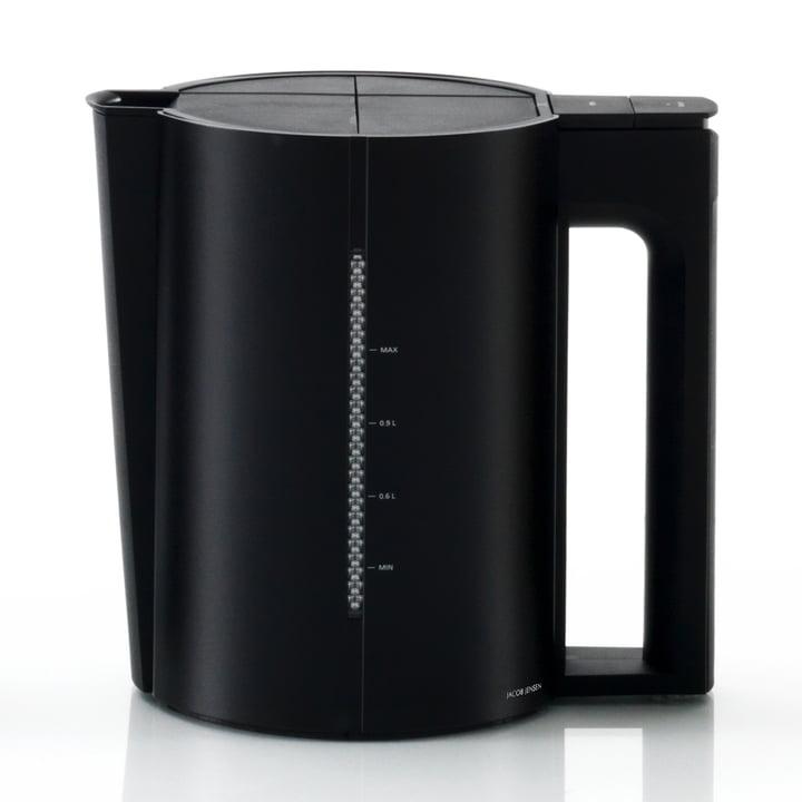 Jacob Jensen - Water kettle, 1,2 L, Alu matt black