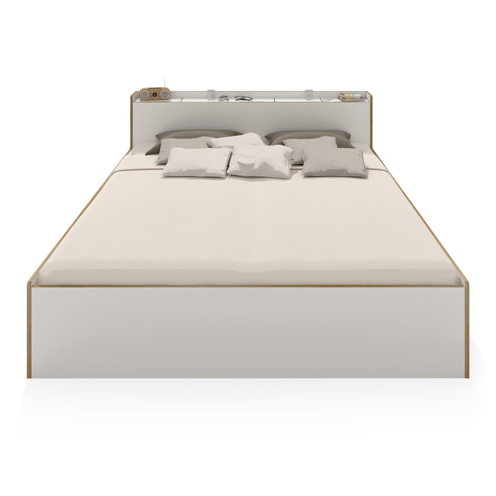 Müller Möbelwerkstätten - Nook Twin Bed - front