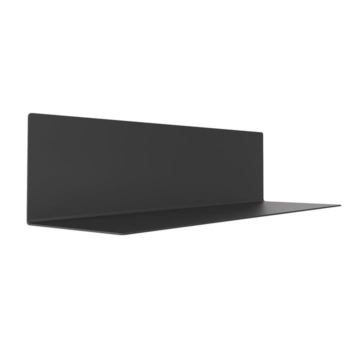 Frost - Unu shelving, H250, black