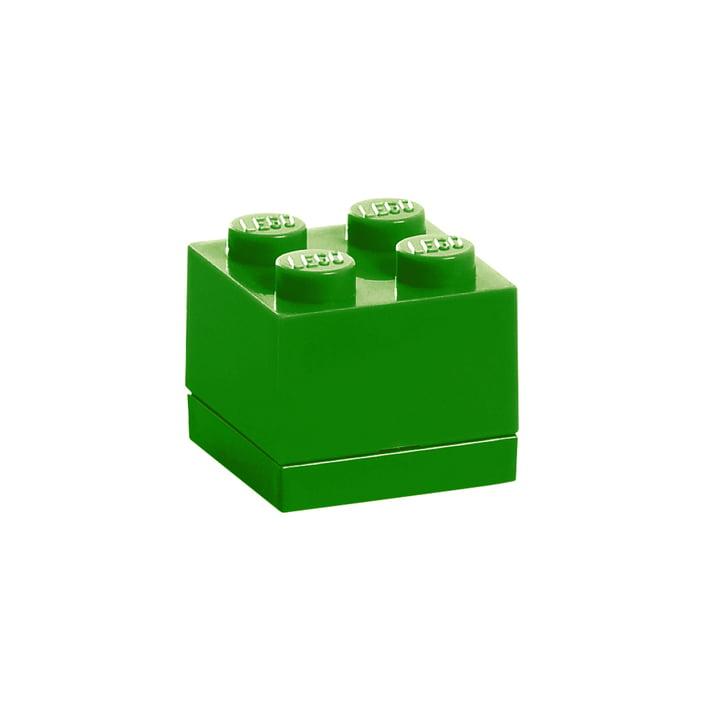 Lego - Mini-Box 4, dark green