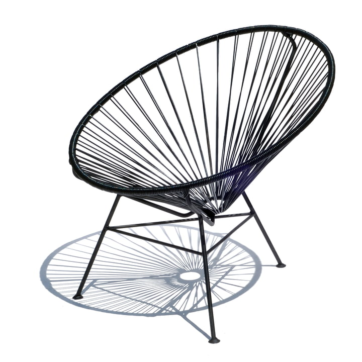 OK Design - The Condesa Chair, black