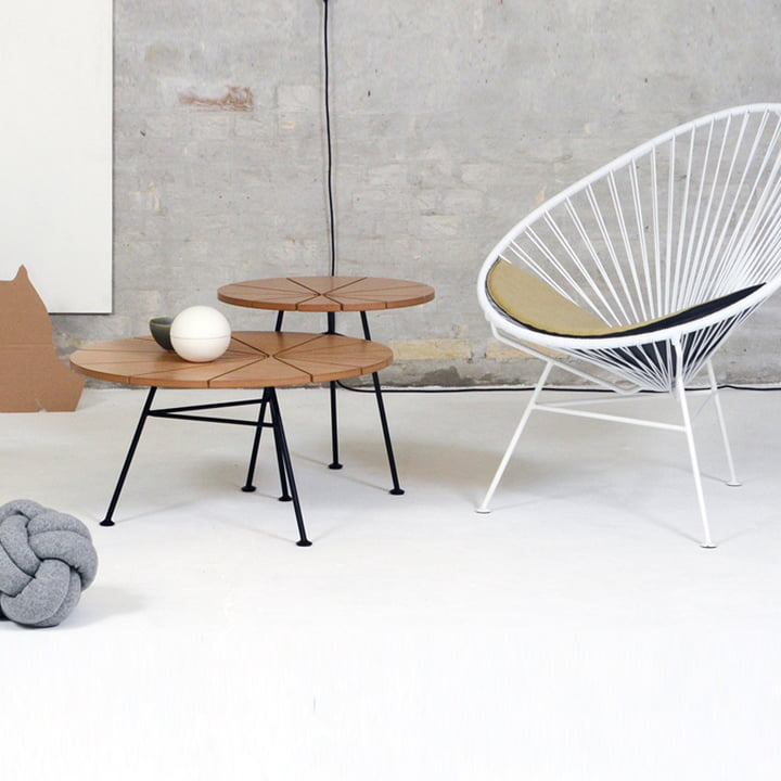 OK Design - The Bam Bam, oak - both sizes