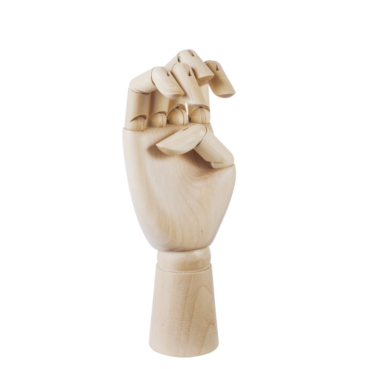 Hay - Wooden Hand, medium