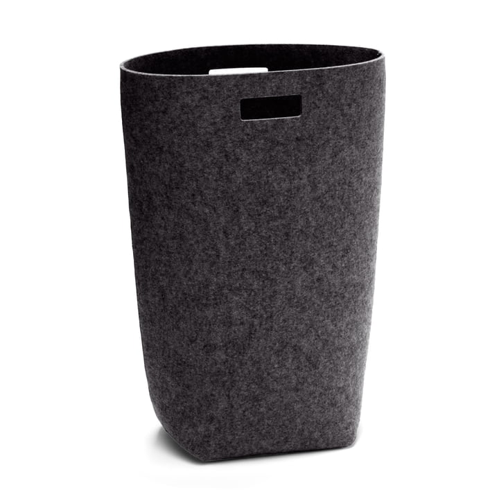 Hey Sign - Laundry Basket, anthracite