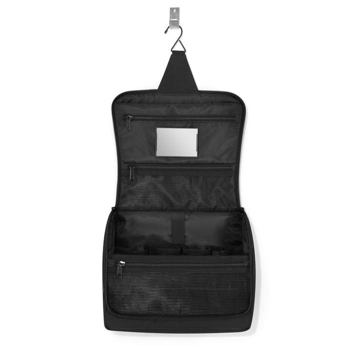 reisenthel - toiletbag XL, black - opwn