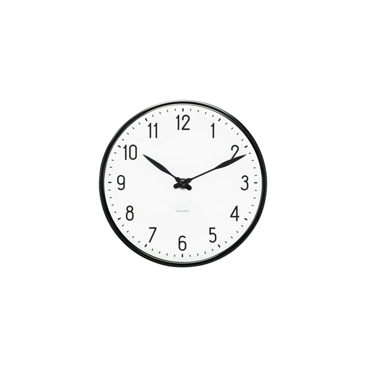 Rosendahl - AJ Station wall clock, Ø 16 cm