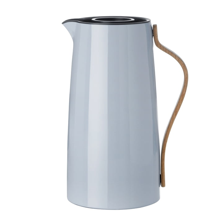 Die Stelton - Emma insulated coffee pot, light blue