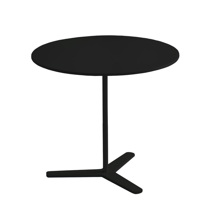 Tre side table Ø 45 cm H: 42 cm from Mox in Black