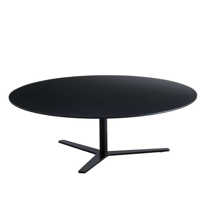 The Tre 90 Coffee Table 30 cm of Mox in Black