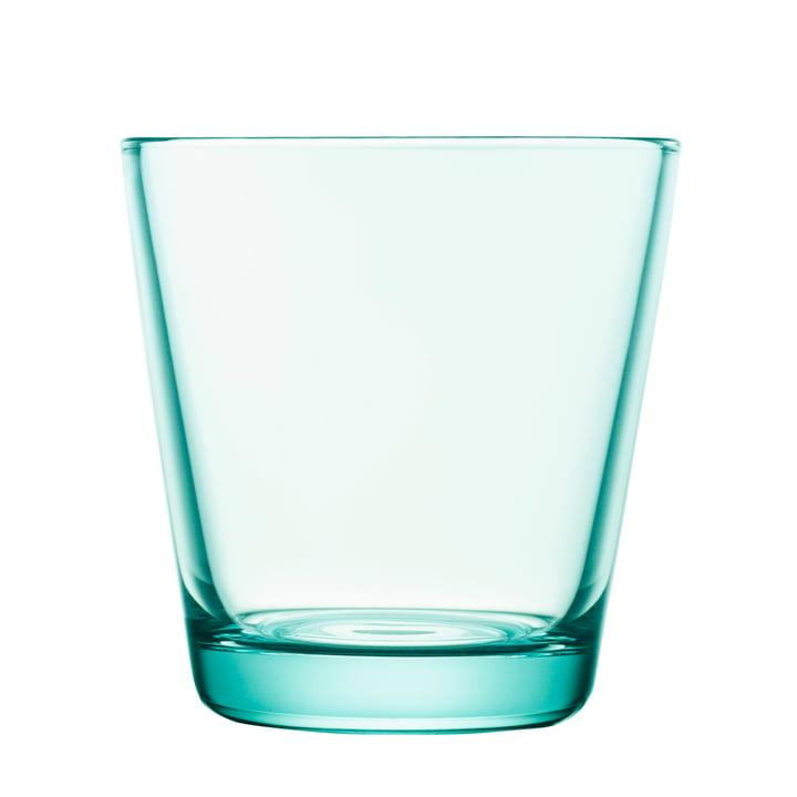 Iittala - Kartio Drinking glass 21 cl, water green