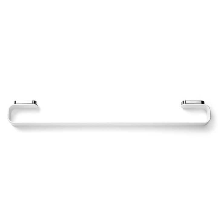 Menu - Towel holder, white - top
