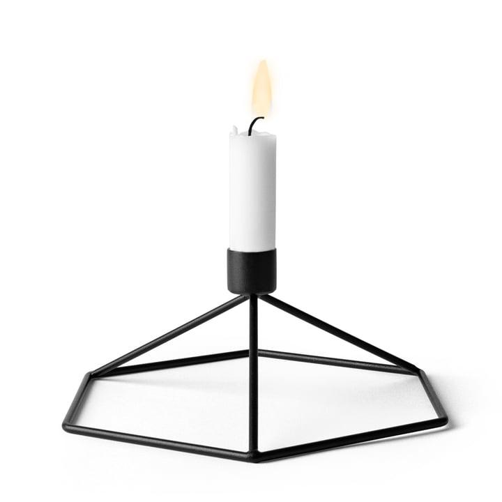 Menu - POV Table candleholder - black