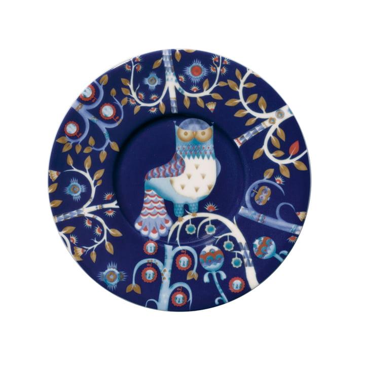 Iittala - Taika - blue - Coffee Saucer, Ø 15 cm