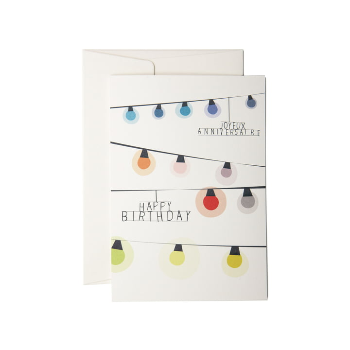 pleased to meet - Birthday lights