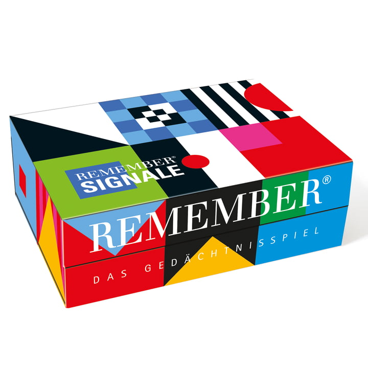 Remember - Memory game, Signals - box