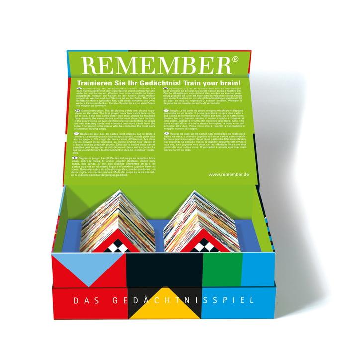 Remember - Memory game, Signals