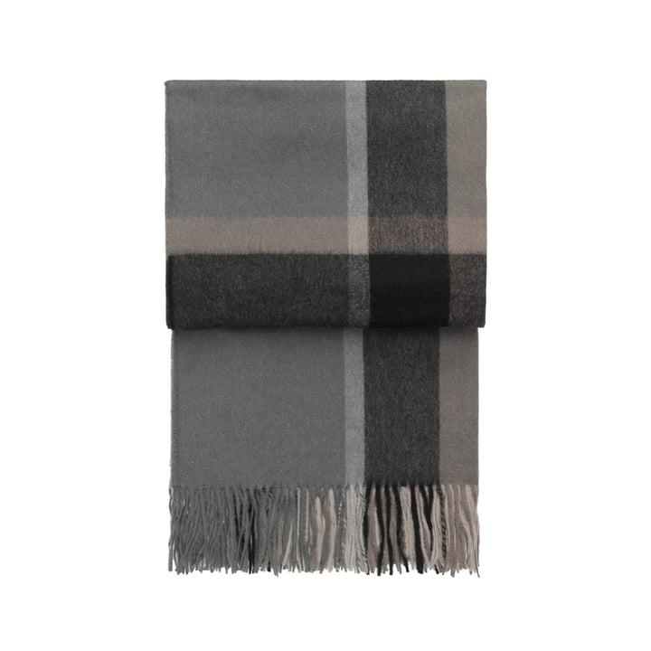 Manhattan blanket, natural by Elvang