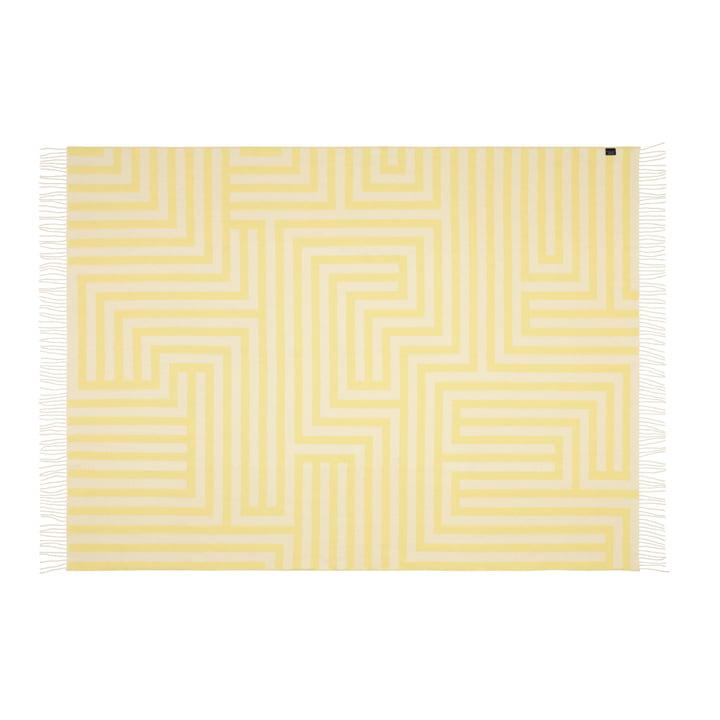 Vitra - Girard Wool Blanket, Maze - back