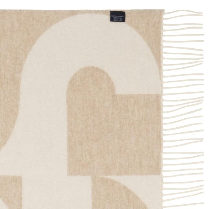 Vitra - Girard Wool Blanket, Circle Sections - Details