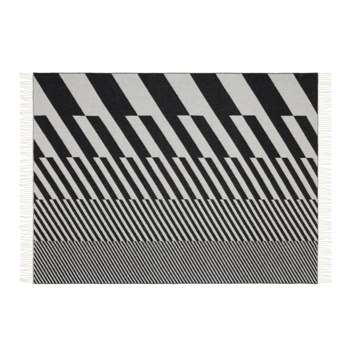 Vitra - Girard Wool Blanket, Diagonals - back