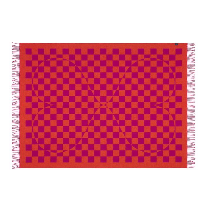 Vitra - Girard Wool Blanket Double Heart - back