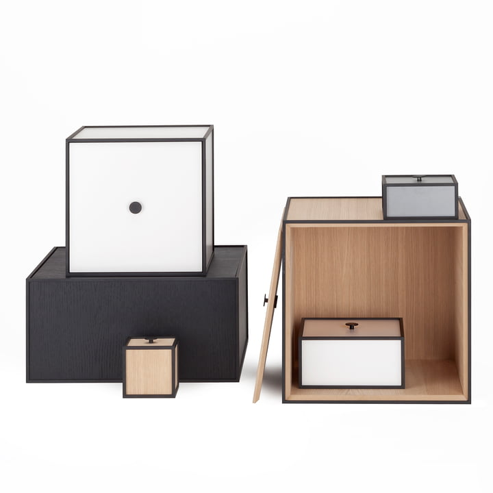 by Lassen Frame box / cabinet - group