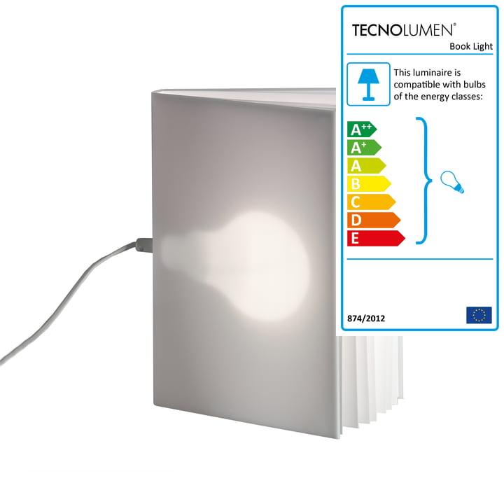 Tecnolumen - Book Light table lamp