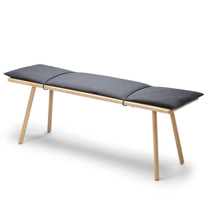 Skagerak - Georg bench, oak wood