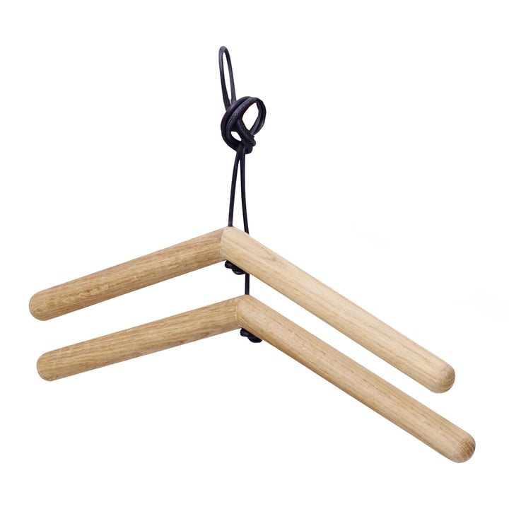 Skagerak - Georg Coat hanger, oak wood