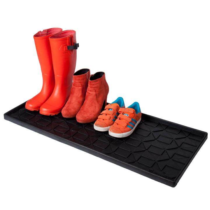 tica copenhagen - Shoe and Boot Tray in L, graphic
