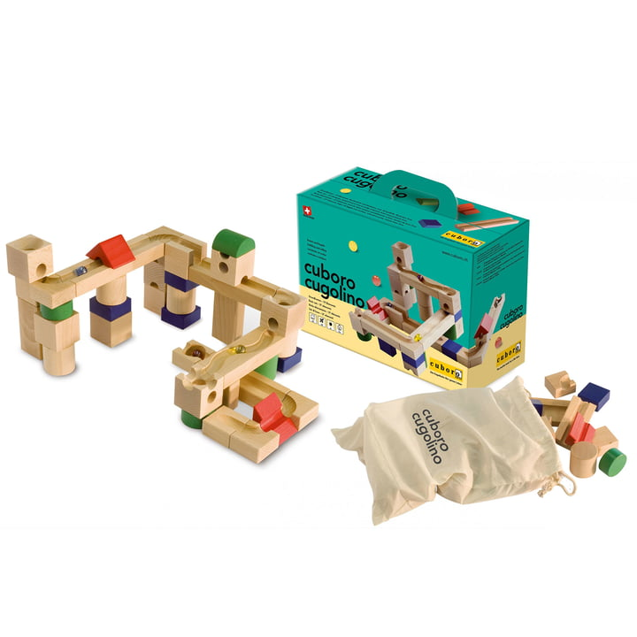 cuboro - cugolino basic set with packaging