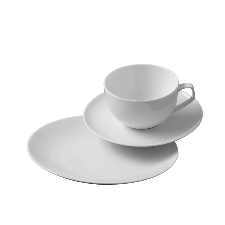 The 18 piece TAC coffee set from Rosenthal