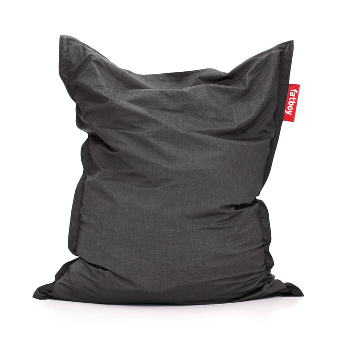 Original Outdoor Beanbag in charcoal from Fatboy