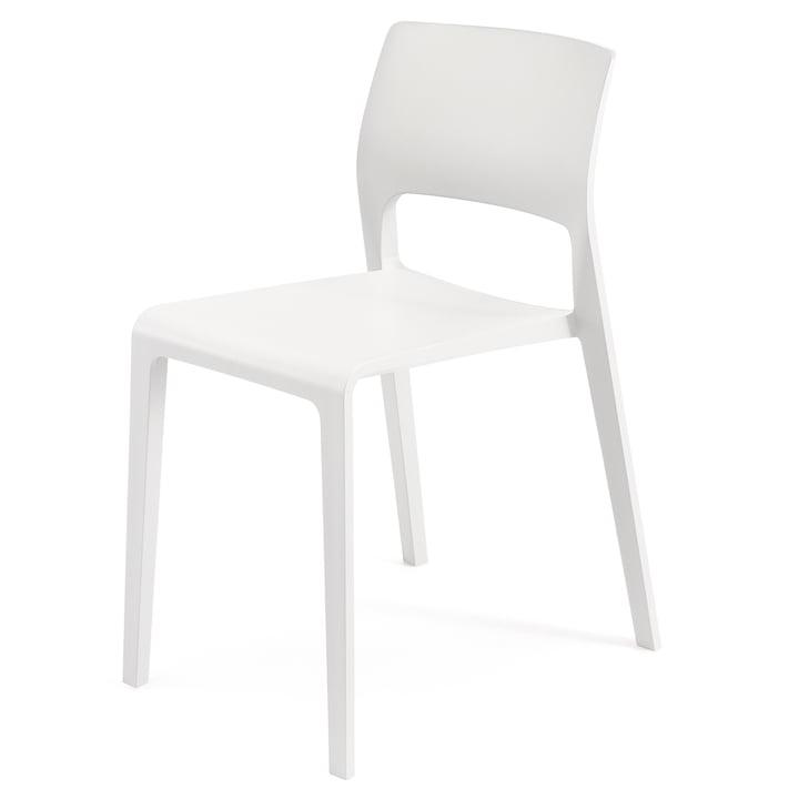 Arper - Juno Chair 3600, white