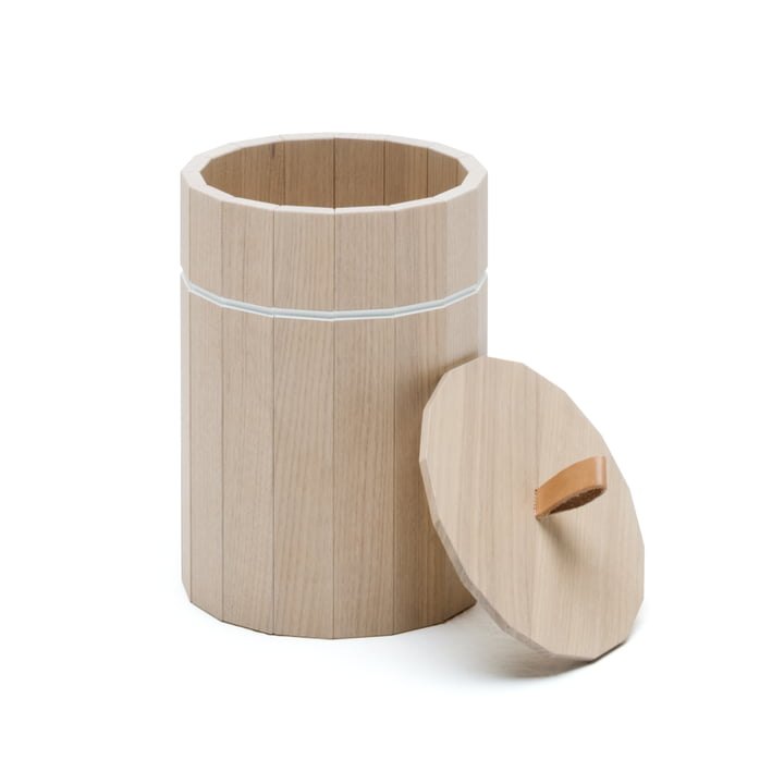 The Karimoku New Standard - Colour Bin in natural