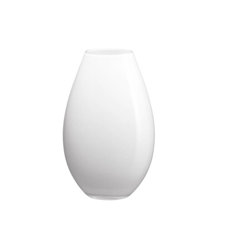 Holmegaard - Cocoon Vase, 17 cm, opal