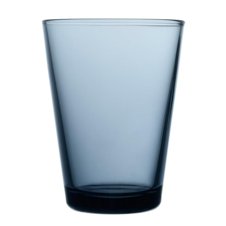 Iittala - Kartio Drinking glass 40 cl, rain blue