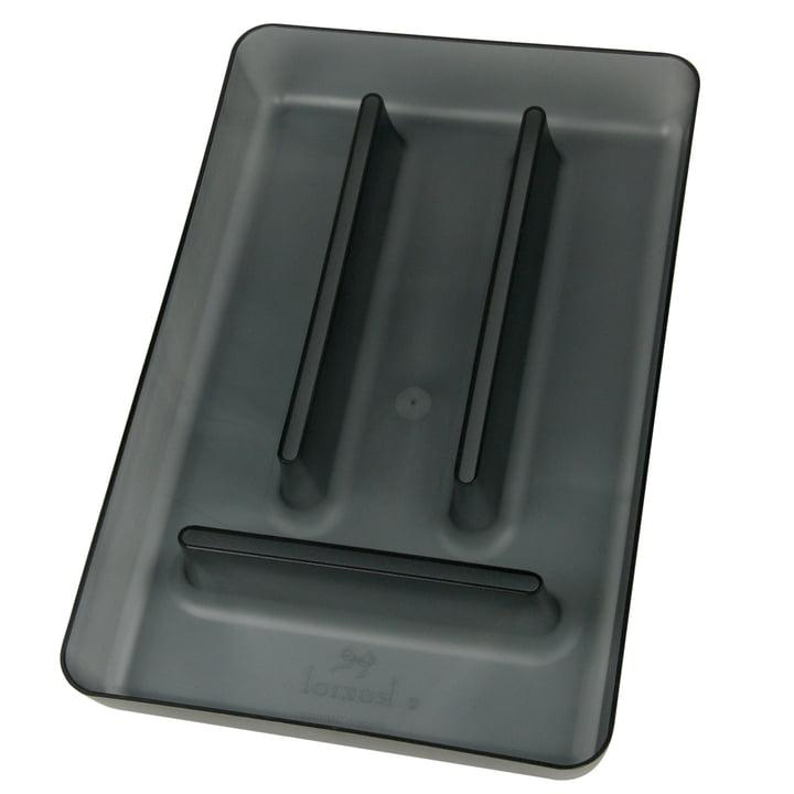 Koziol - Rio, Cutlery Tray, black