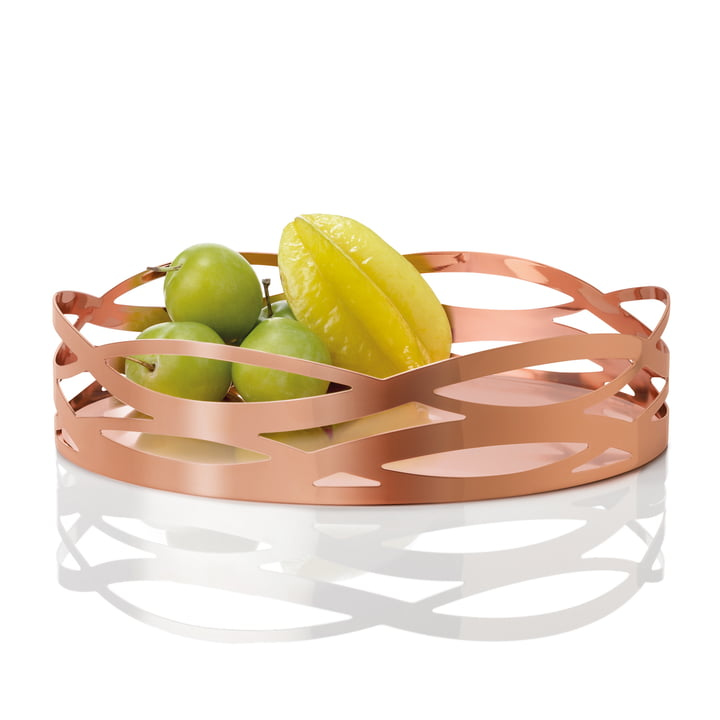 Stelton - Tangle Bowl - with fruits