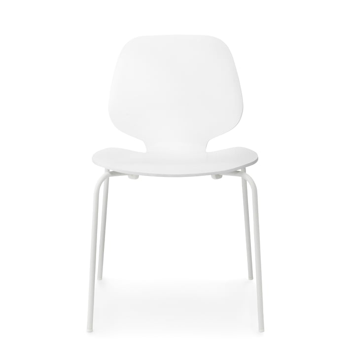 Normann Copenhagen - My Chair, white / white