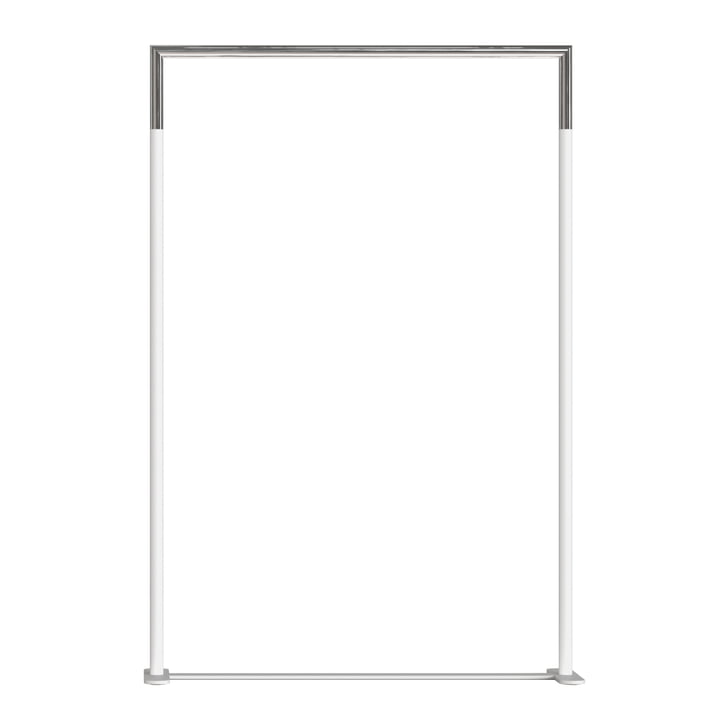 The Bukto Clothes rack from Frost , 1000x1500, white