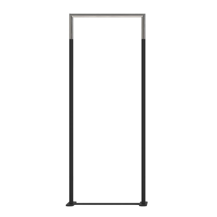 Frost - Bukto Clothes, clothes rack, 600x1500 in black
