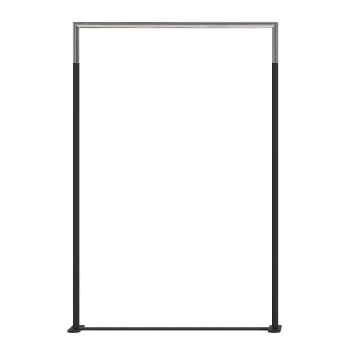 The Bukto Clothes rack from Frost , 1000 x 1500 in black