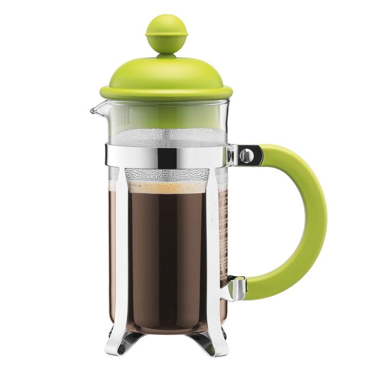 Bodum - Caffettiera Coffee Maker, 1 l, lime