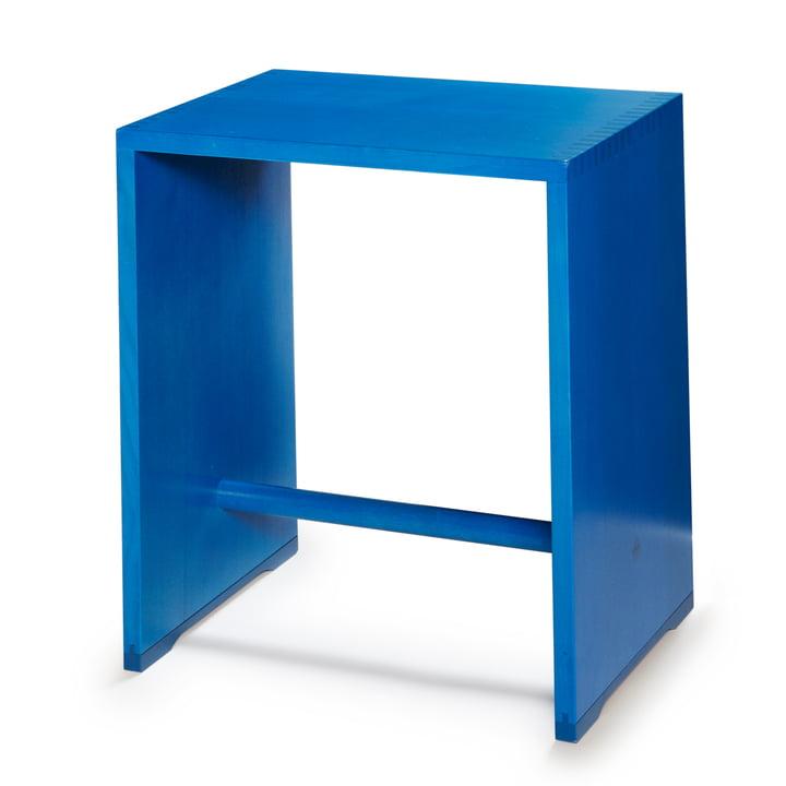 wb form - Ulmer Stool, dark blue