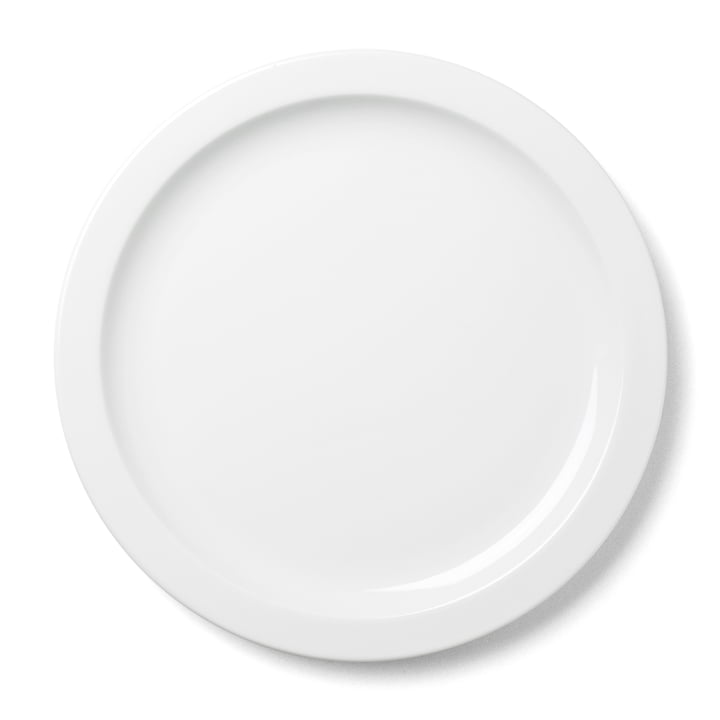 New Norm Plate Ø 2 7. 5 cm from Menu in white
