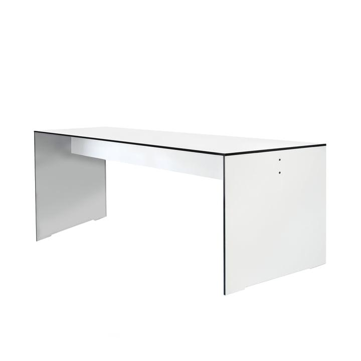 Conmoto - Riva Table, white, 180cm